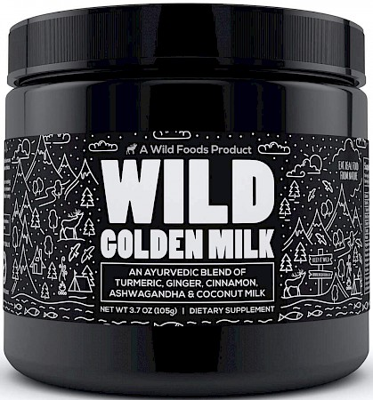 Wild Foods Golden Milk Powder