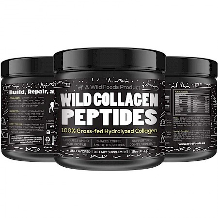 Wild Foods Collagen Peptides