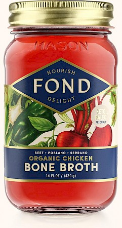 FOND Bone Broth The Spur